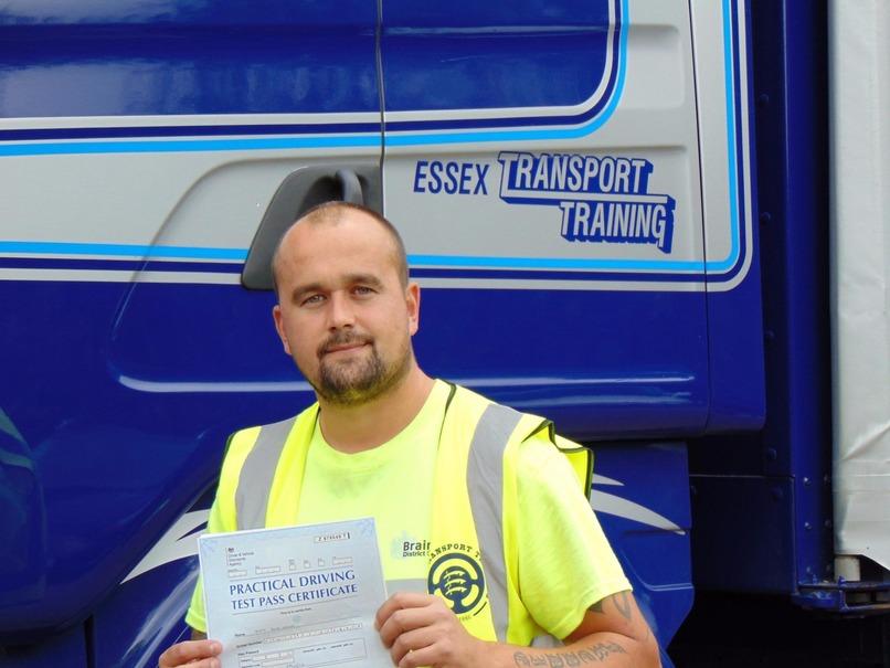 Testimonials | Essex Transport Training